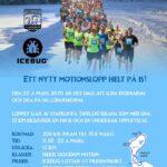 Tavelsjö Frozen Track den 22:a mars